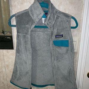 XS women's Patagonia vest